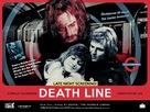 Death Line - British Movie Poster (xs thumbnail)