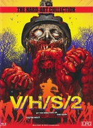 V/H/S/2 - Austrian Blu-Ray movie cover (xs thumbnail)