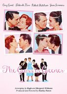 The Grass Is Greener - DVD cover (xs thumbnail)