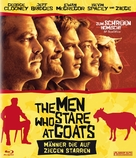 The Men Who Stare at Goats - Swiss Blu-Ray cover (xs thumbnail)