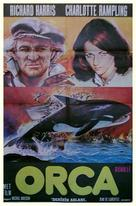 Orca - Turkish Movie Poster (xs thumbnail)
