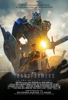 Transformers: Age of Extinction - Peruvian Movie Poster (xs thumbnail)