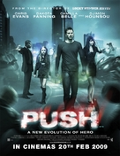Push - British Movie Poster (xs thumbnail)