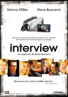 Interview - Spanish Movie Poster (xs thumbnail)