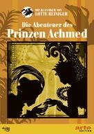 Abenteuer des Prinzen Achmed, Die - German DVD movie cover (xs thumbnail)