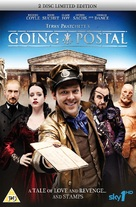 Going Postal - British DVD cover (xs thumbnail)
