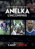 Anelka: Misunderstood - French Movie Poster (xs thumbnail)