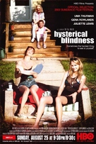 Hysterical Blindness - Movie Poster (xs thumbnail)