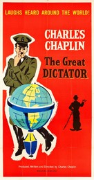 The Great Dictator - Re-release movie poster (xs thumbnail)