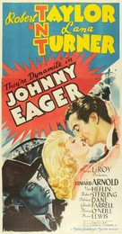 Johnny Eager - Movie Poster (xs thumbnail)