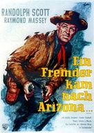 Sugarfoot - German Movie Poster (xs thumbnail)