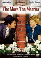 The More the Merrier - DVD movie cover (xs thumbnail)