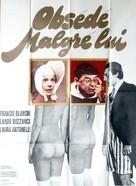 All'onorevole piacciono le donne (Nonostante le apparenze... e purché la nazione non lo sappia) - French Movie Poster (xs thumbnail)