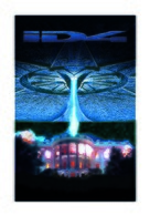 Independence Day - VHS movie cover (xs thumbnail)