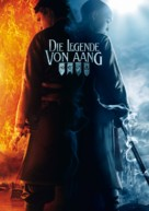 The Last Airbender - German Movie Poster (xs thumbnail)