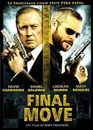 Final Move - French DVD cover (xs thumbnail)