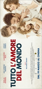 Tutto l'amore del mondo - Italian Movie Poster (xs thumbnail)