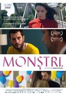Monstri. - Dutch Movie Poster (xs thumbnail)