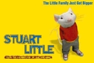 Stuart Little - British Movie Poster (xs thumbnail)