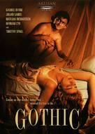 Gothic - DVD movie cover (xs thumbnail)