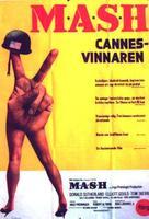 MASH - Swedish Movie Poster (xs thumbnail)
