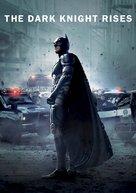 The Dark Knight Rises - Movie Cover (xs thumbnail)