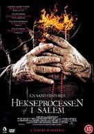Salem Witch Trials - Danish DVD cover (xs thumbnail)