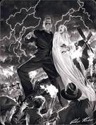 Frankenstein - Spanish Blu-Ray cover (xs thumbnail)