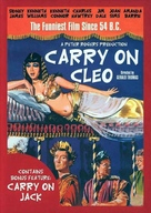 Carry on Cleo - DVD movie cover (xs thumbnail)