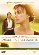 Pride & Prejudice - Polish DVD cover (xs thumbnail)