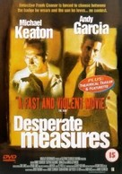 Desperate Measures - British poster (xs thumbnail)