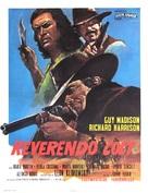 Reverendo Colt - French Movie Poster (xs thumbnail)