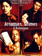 Lock Stock And Two Smoking Barrels - French Movie Poster (xs thumbnail)