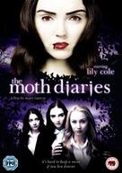 The Moth Diaries - British DVD movie cover (xs thumbnail)