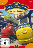 """Chuggington"" - German DVD movie cover (xs thumbnail)"
