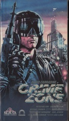 Crime Zone - VHS movie cover (xs thumbnail)