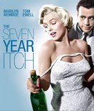 The Seven Year Itch - Movie Cover (xs thumbnail)