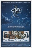 Die unendliche Geschichte - Theatrical poster (xs thumbnail)