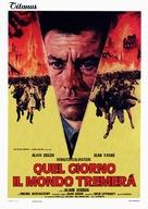 Armaguedon - Italian Movie Poster (xs thumbnail)