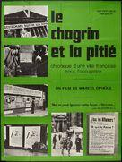Le chagrin et la pitié - French Movie Poster (xs thumbnail)