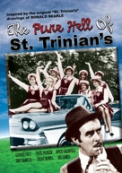 The Pure Hell of St. Trinian's - DVD cover (xs thumbnail)