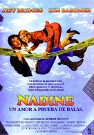 Nadine - Spanish Movie Poster (xs thumbnail)