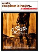 O Salto - French Movie Poster (xs thumbnail)