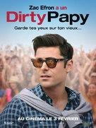 Dirty Grandpa - French Movie Poster (xs thumbnail)
