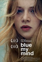 Blue My Mind - French Movie Poster (xs thumbnail)