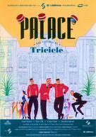 Palace - Spanish Movie Poster (xs thumbnail)