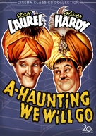 A-Haunting We Will Go - DVD movie cover (xs thumbnail)