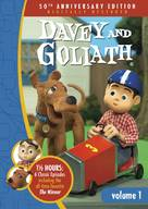"""""""Davey and Goliath"""" - DVD cover (xs thumbnail)"""
