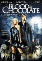 Blood and Chocolate - Canadian DVD cover (xs thumbnail)