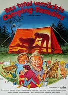 Carry on Camping - German Movie Poster (xs thumbnail)